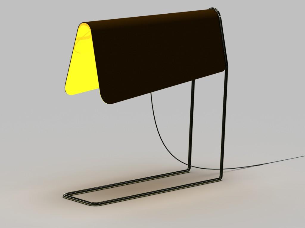 lampe tuile